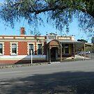Kangaroo Hotel, Maldon. Victoria. Australia by hans p olsen