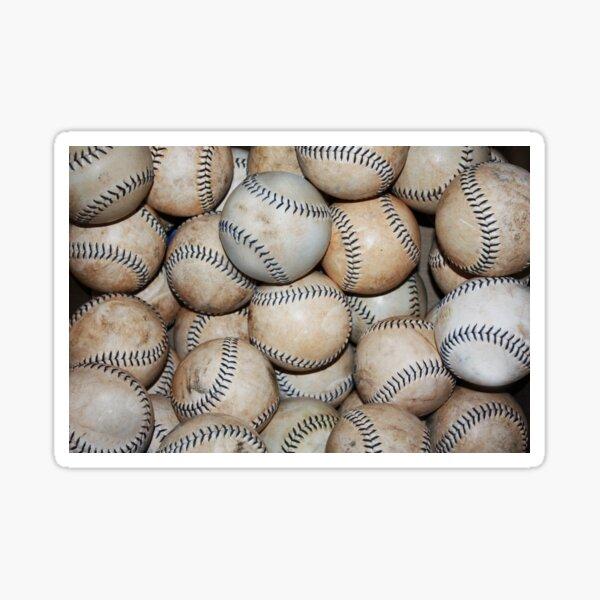 Softballs / Baseballs  Sticker