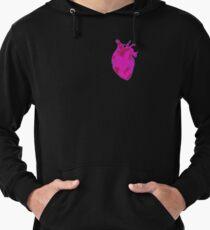 Heart on A shirt Lightweight Hoodie