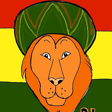 Rasta lion by ARMA02