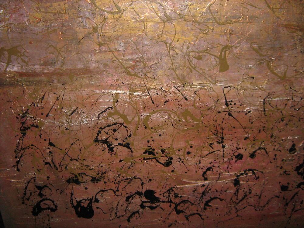 Gold Rush Mine by Tammy Stowe