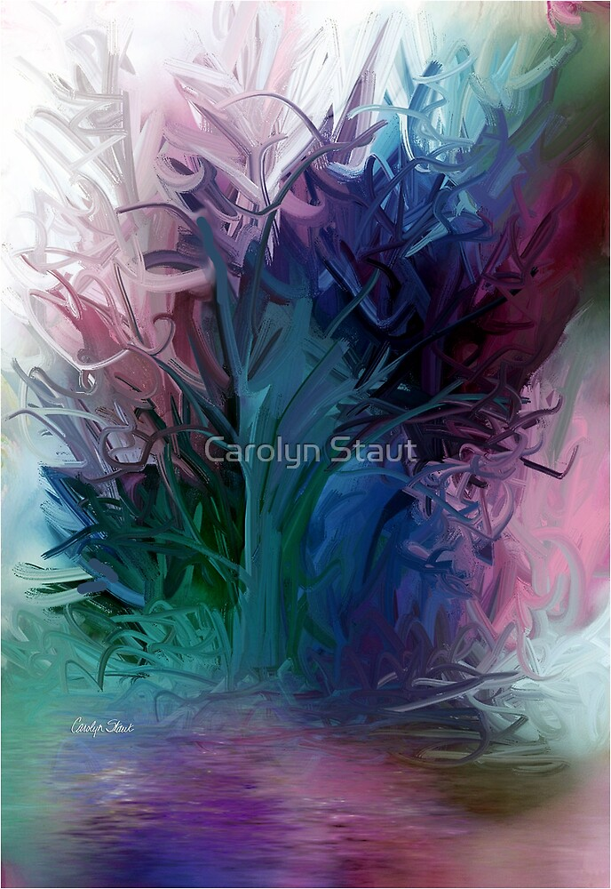 Mood Tree by Carolyn Staut
