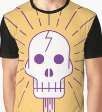 Skull Pop Graphic T-Shirt