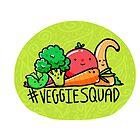 Veggie Squad by vinylah