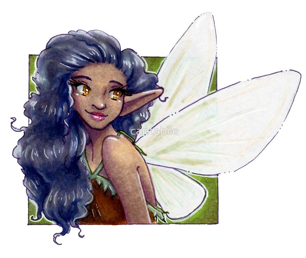 Woodland Fairy  by cantabile
