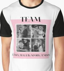Team Ezria / Caleb / Spoby / Emison Graphic T-Shirt