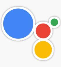 google assistant Sticker