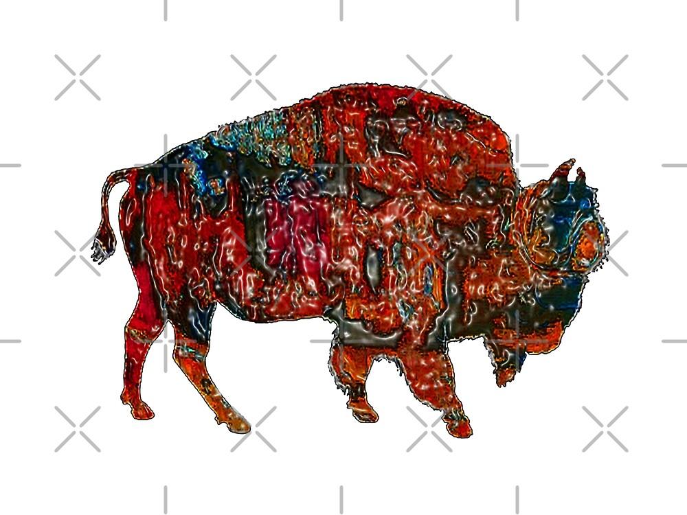 Bison Kingdom by NINUNO