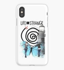 Partner In Time iPhone Case