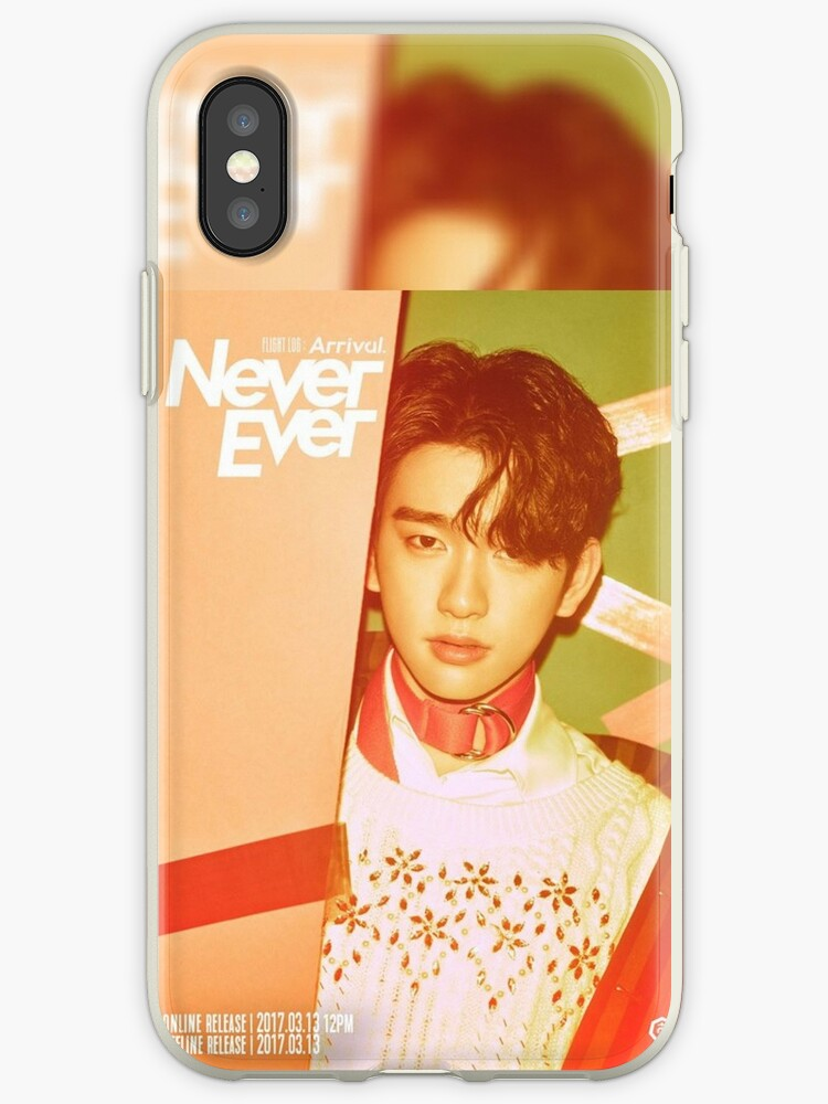 GOT7 Never Ever - Jinyoung by chani-ah