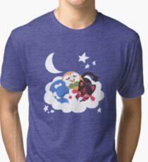 Snoozin Starters Tri-blend T-Shirt