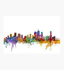 Brisbane Australia Skyline Photographic Print