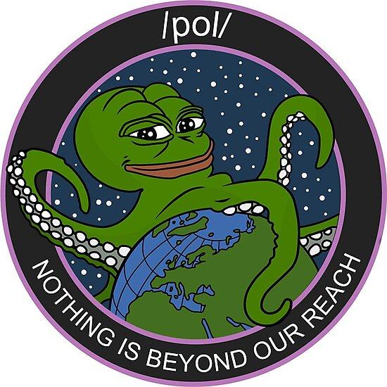/pol/ Nothing Is Beyond Our Reach by kek snek