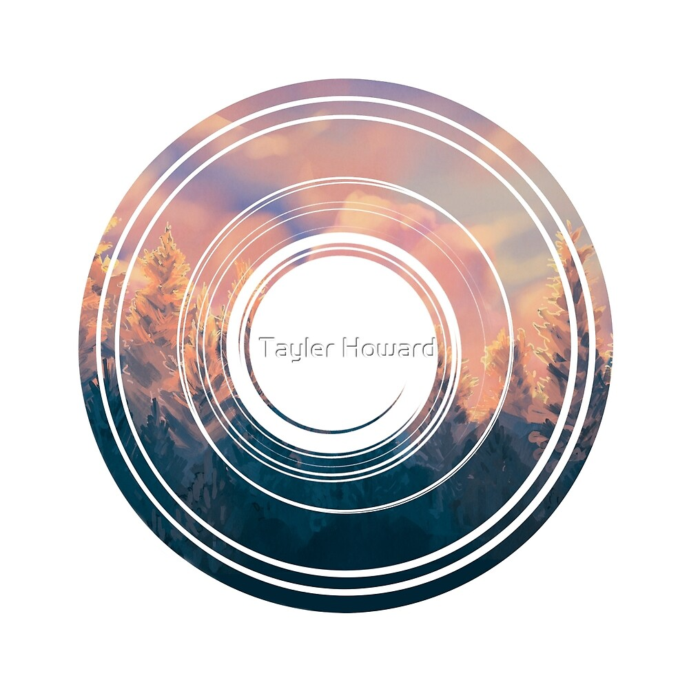 Circle Forest Mixtape by Tayler Howard