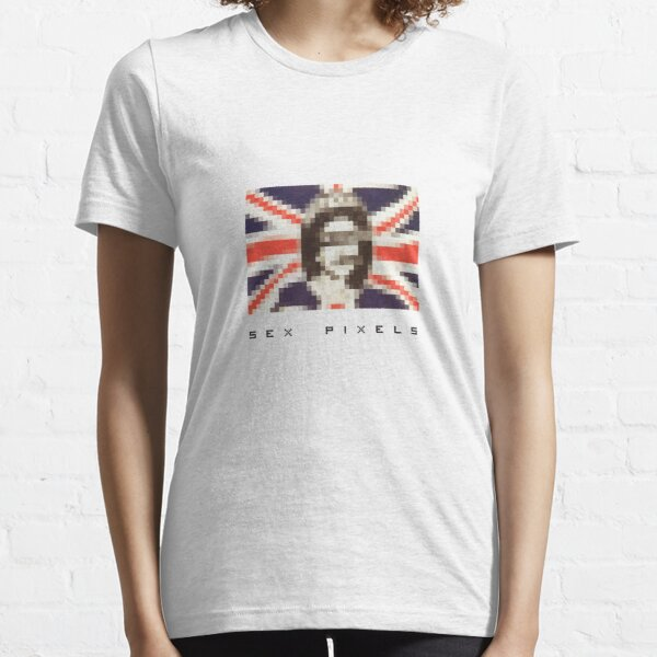 sex pixels Essential T-Shirt