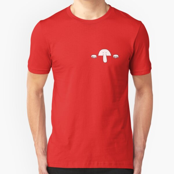 Kilroy Was Here Slim Fit T-Shirt