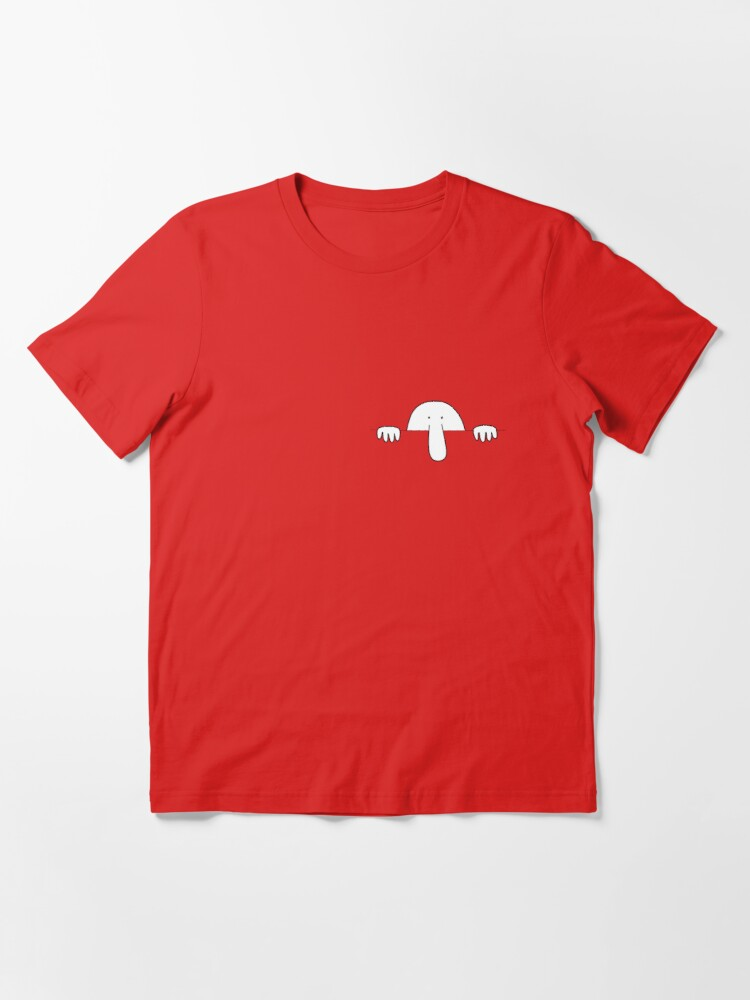 Alternate view of Kilroy Was Here Essential T-Shirt