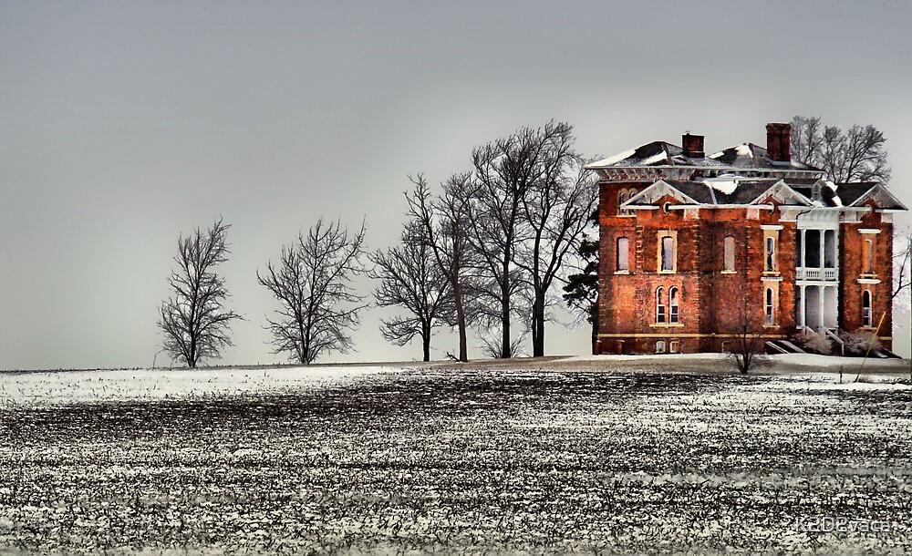 Duncan Manor by K2D2vaca