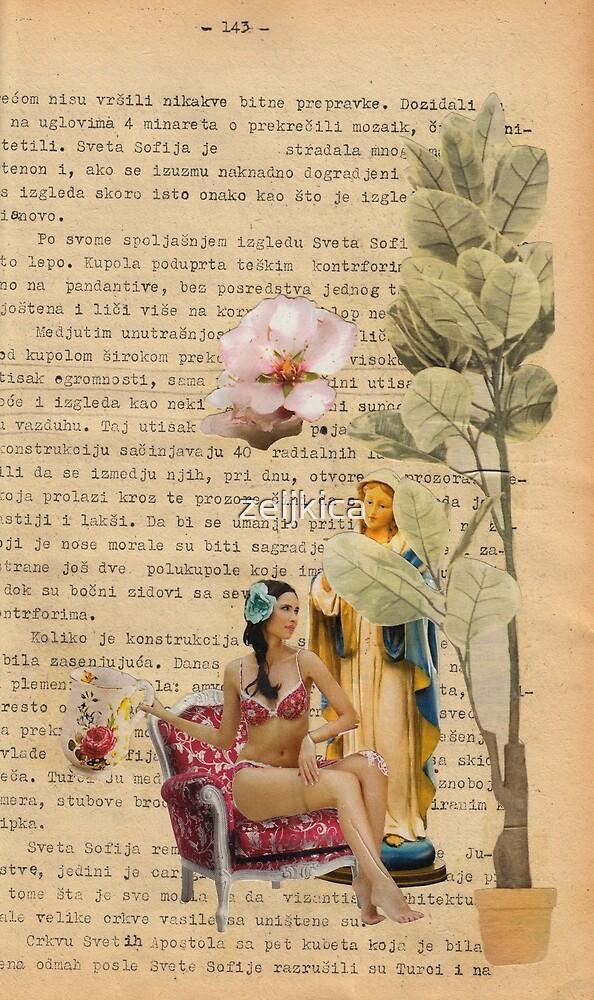 splash collage by zeljkica