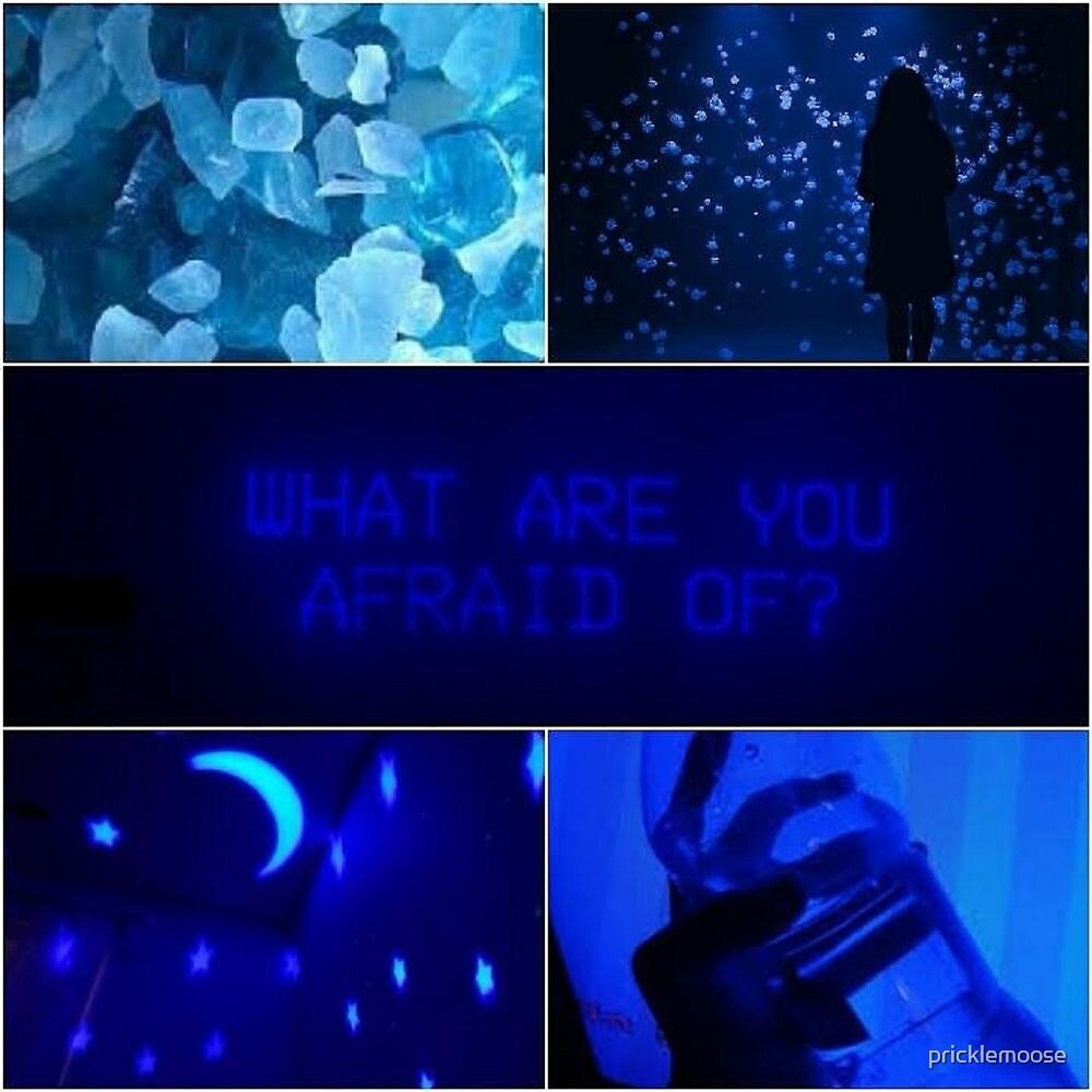 Blue Aesthetic by pricklemoose
