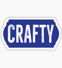 Crafty Sticker