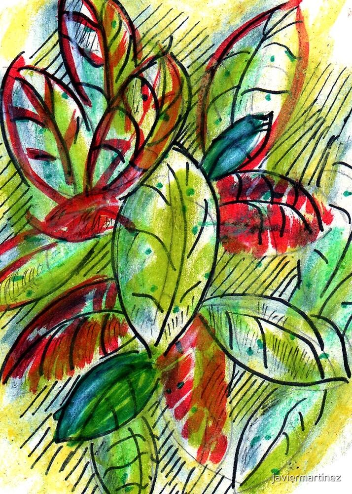 Floral by javiermartinez