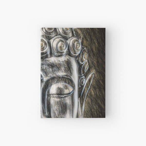 Buddha Hardcover Journal