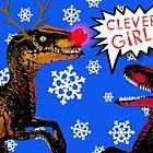 Raptor Noel! by SimplyMrHill