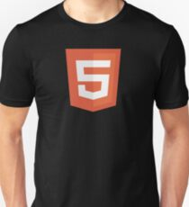 HBO SILICON VALLEY 'HTML5' T-Shirt