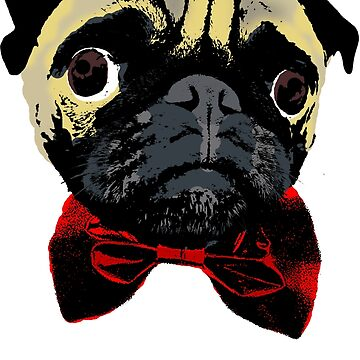 Sir Pugginton by SimplyMrHill