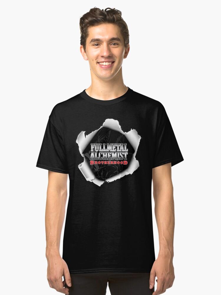 Full metal alchemist Classic T-Shirt Front
