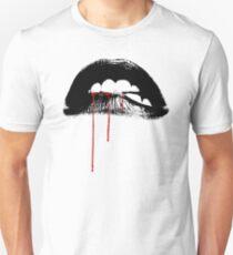 Lip Bite Unisex T-Shirt