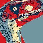 Raptor Propaganda - Clever Girl  by SimplyMrHill
