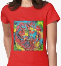 Earthly Things Womens Fitted T-Shirt