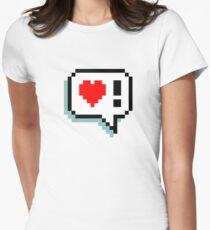 Love! Womens Fitted T-Shirt