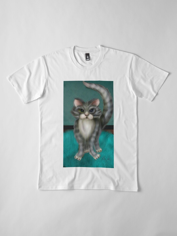 Alternative Ansicht von Boo Kitty Premium T-Shirt