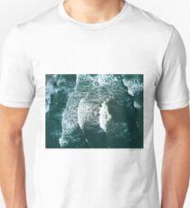 Waves crashing  Unisex T-Shirt
