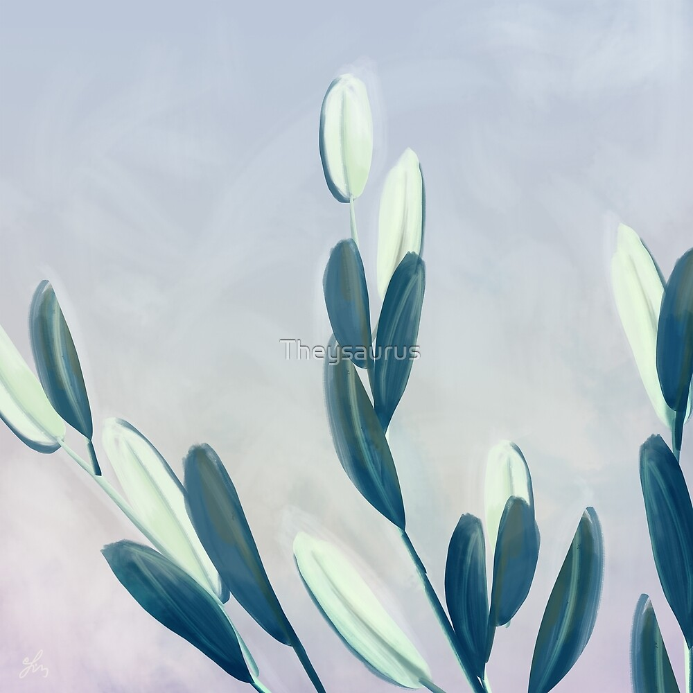 Olive Branches by Theysaurus