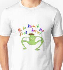 Kurmet the Frog Here! T-Shirt