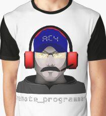 Remote Programmer Graphic T-Shirt