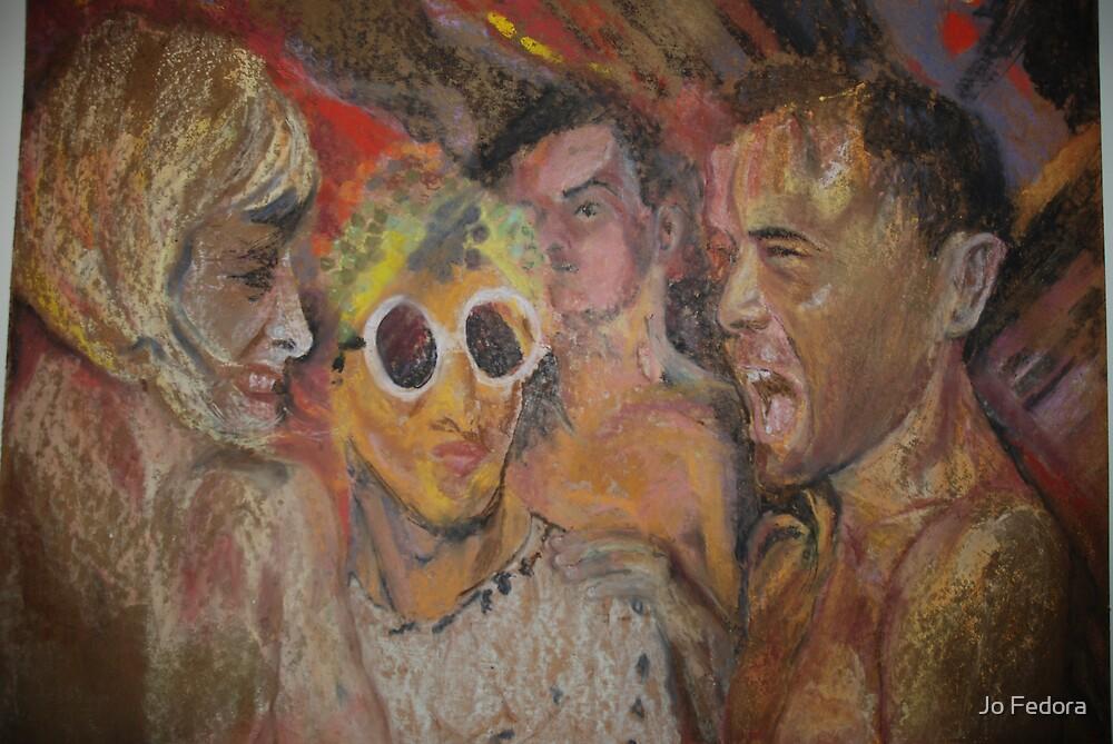 Gay Pastel by Jo Fedora