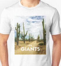 The Giants Cactus Unisex T-Shirt