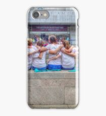 classmate friends iPhone Case/Skin