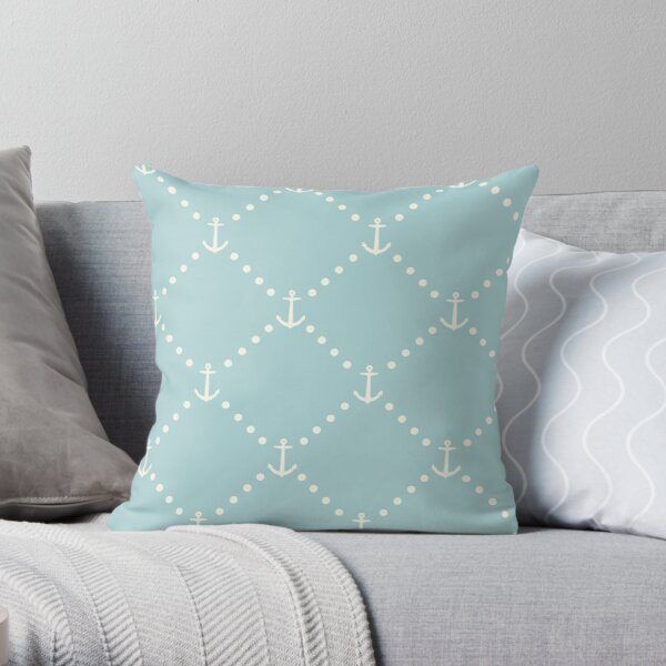 Beyond the Reef Throw Pillow