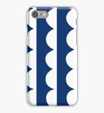 Nothing but blue skies iPhone Case/Skin