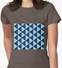 Blue Lagoon Womens Fitted T-Shirt