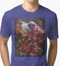 Textural Tensions Tri-blend T-Shirt