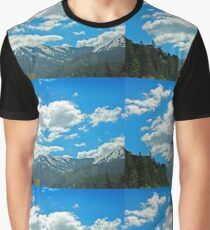Wood Camp Logan Canyon Graphic T-Shirt