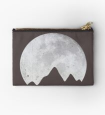 Moon Over Mountains Studio Pouch