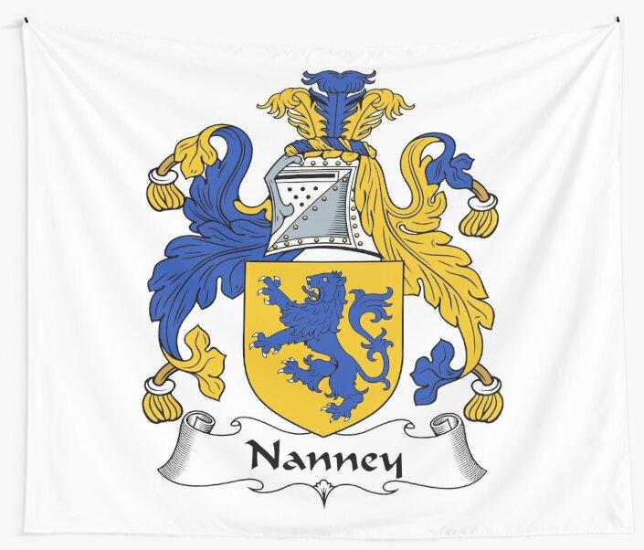 Nanney or Nanny by HaroldHeraldry